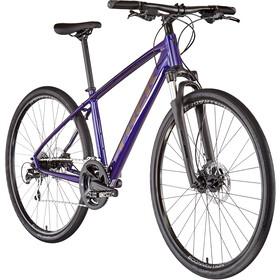 Trek Dual Sport 2 Trapez purple abyss
